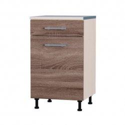 Кухонный модуль Эверест Модерн низ Н74-500 500*820*461