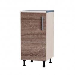 Кухонный модуль Эверест Барселона низ Н83-400 400*820*461