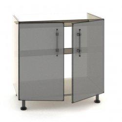 Кухонный модуль Эверест Модерн низ Н84-800 мойка 500*820*461