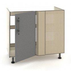 Кухонный модуль Эверест Модерн низ Н89-845 угловое соединение 845*820*461