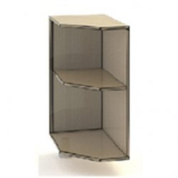Кухонный модуль Эверест Модерн низ Н96-280 срез 280*820*450