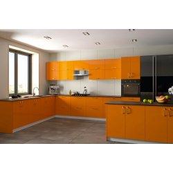 Кухня Феникс Стелла luxe naranja