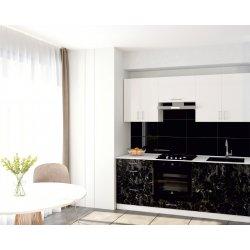 Кухня Феникс Стелла luxe oriental black br/zenit blanco sm