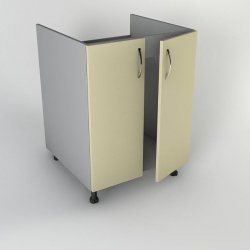 Кухонный модуль Гарант Санрайз НМ 60/82 600*820*480