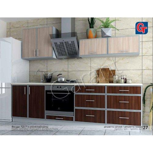 Кухня Гарант Винтаж риголетто светлый/темный