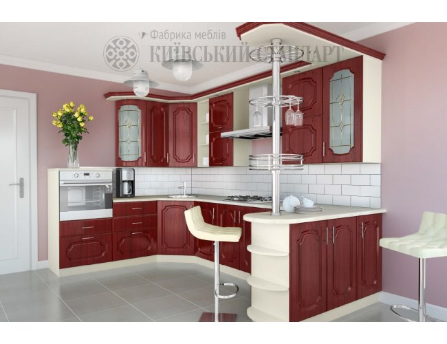 Кухня Киевский Стандарт комплект 39