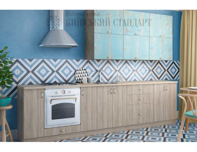 Кухня Киевский Стандарт комплект 31