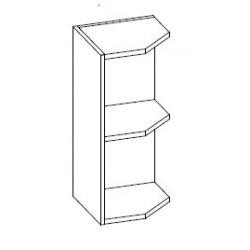 Кухонный модуль Окончание Верх Алина ДСП