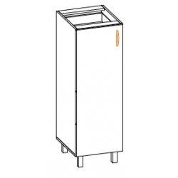 Кухонный модуль 30 низ Паула МДФ