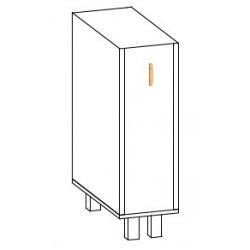 Кухонный модуль 20 низ ящичек Паула МДФ