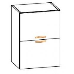 Кухонный модуль 80 верх Кармен МДФ