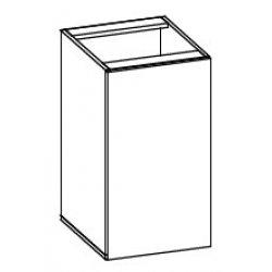 Кухонный модуль 40 низ двери Кармен МДФ