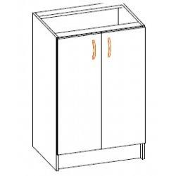 Кухонный модуль 60 низ Алина ДСП