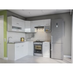 Кухонный модуль СМ Алина лак В 30 300*720*320