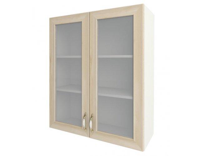 Кухонный модуль Сокме София Престиж глянец 80 верх витрина М 925 800*925*305