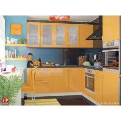 Кухня Vip Master Color-mix мдф абрикосовый
