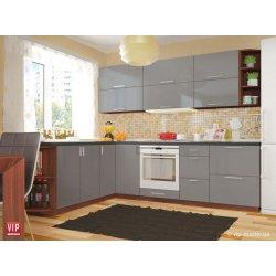 Кухня Vip Master Color-mix мдф серый