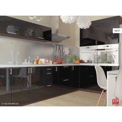 Кухня Vip Master Moda мдф черный