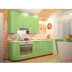 Кухня Vip Master Moda мдф фисташка