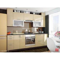 Кухня Vip Master Moda мдф золото